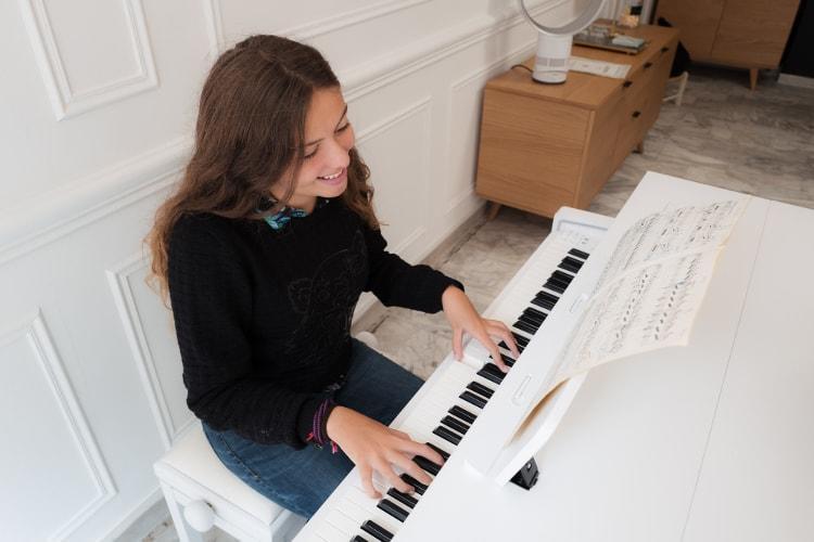 Cours de piano enfant Nice