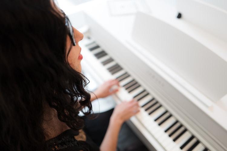 Sophie - professeur de piano à Nice