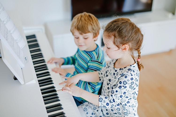cours de piano enfant à Nice
